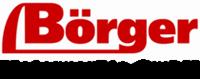 Börger Motorgeräte Clausthal Zellerfeld im Harz. Logo.