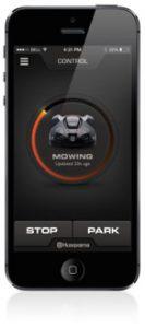 Husqvarna Automower 2018 Steuerung per Handy Smartphone