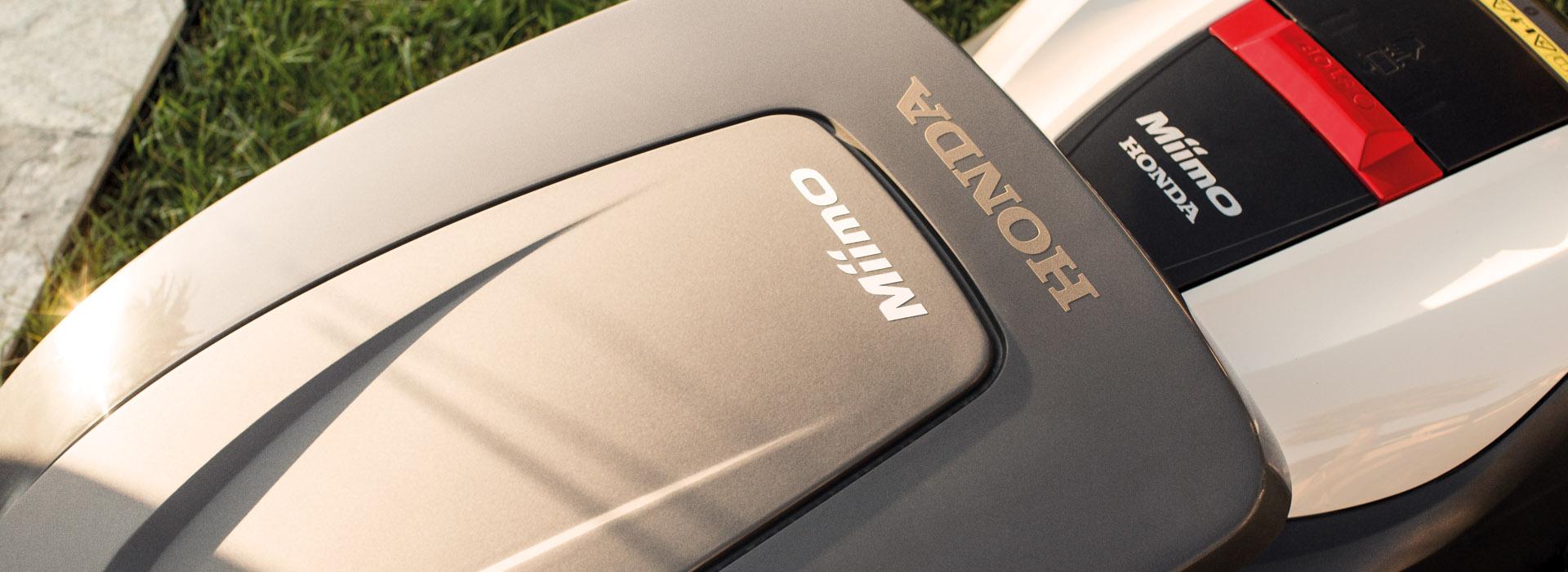 Honda Rasenroboter Miimo