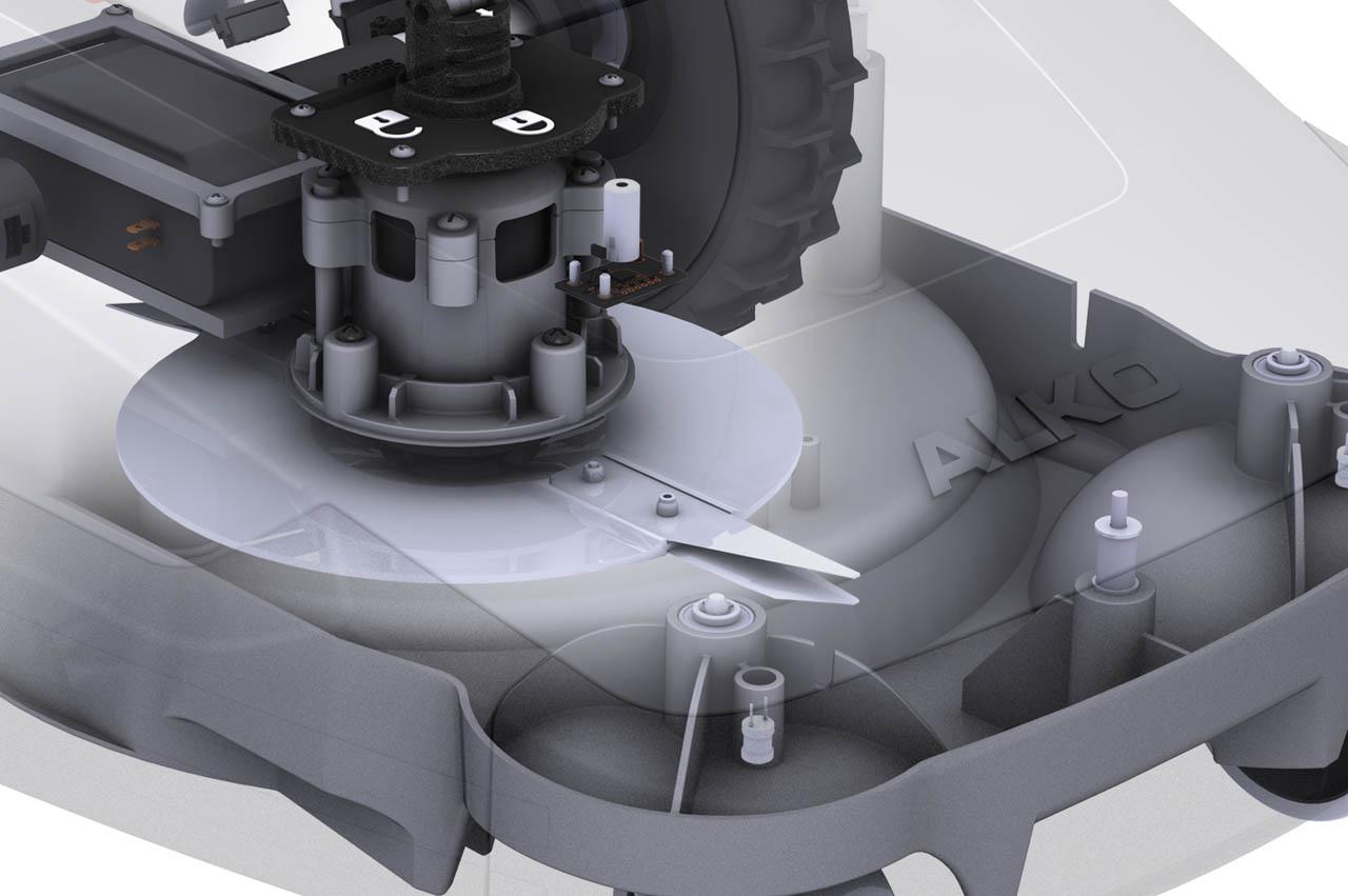 AL-Ko Robolinho Zubehoer und Ersatzteile online bestellen bei Boerger Motorgeraete
