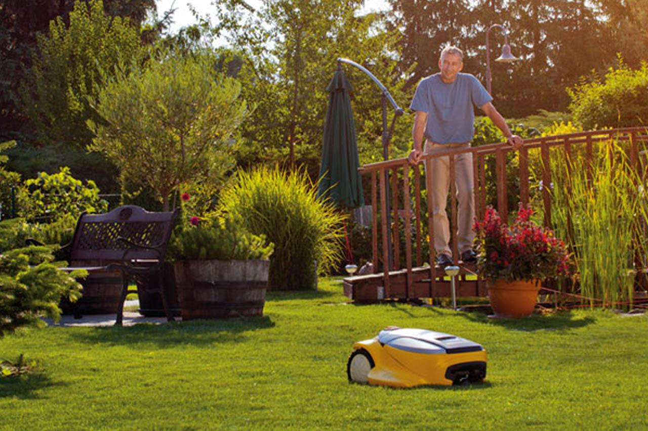 Cub Cadet Rasenroboter online bestellen bei Boerger Motorgeraete