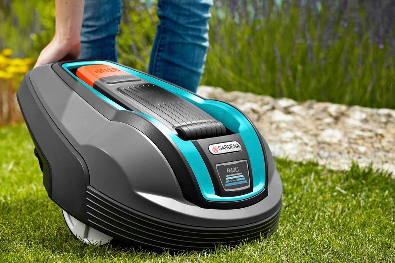 Stiga Atoclip Rasenroboter online bestellen bei Boerger Motorgeraete