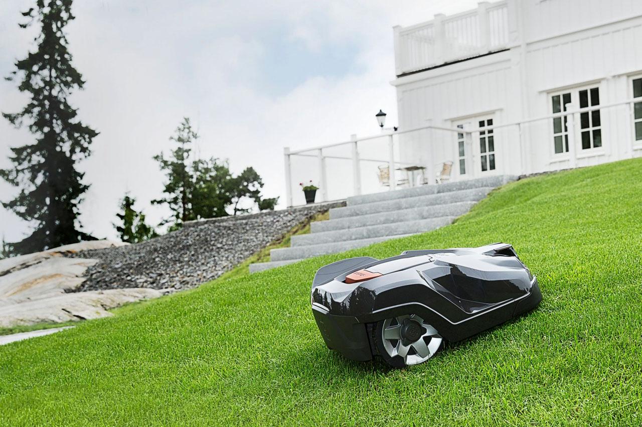 Husqvarna Automower Rasenroboter online bestellen bei Boerger Motorgeraete